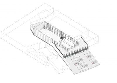 3d revit arquitectura