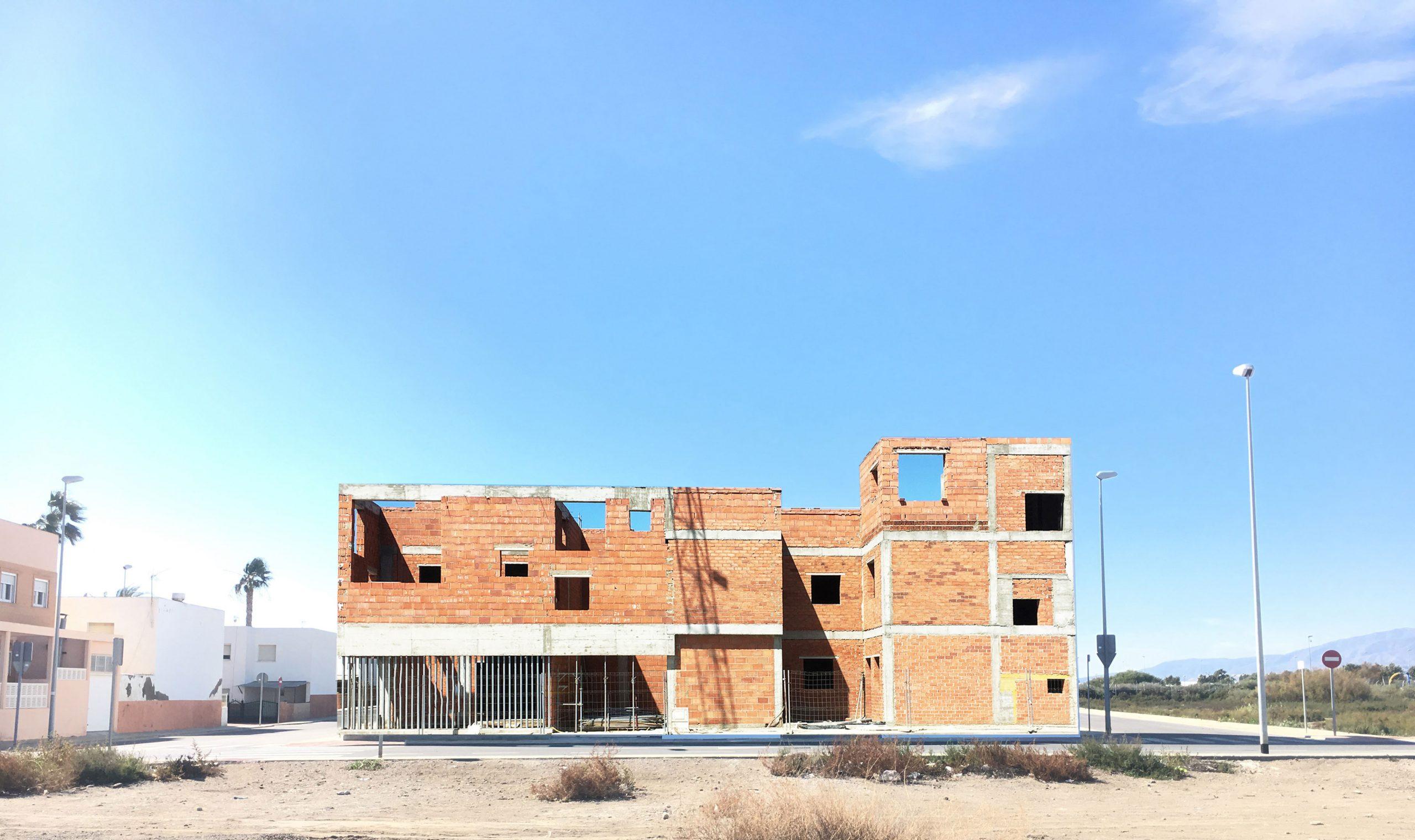 obra arquitectura almeria