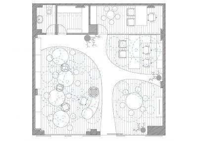 plano planta oficina